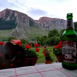 5 days hiking and sightseeing in Trascău Mountains