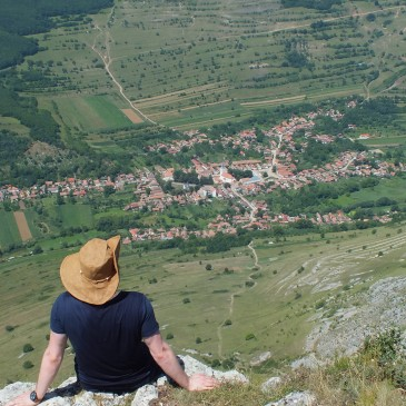 One day hike to Szeklers Stone and Trascăului Fortresses